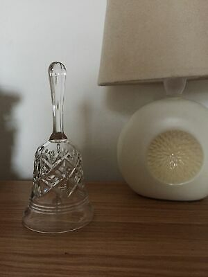 Beautiful Crystal Dinner Bell • 15£