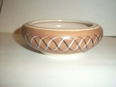 1950's Poole Freeform Bowl - Alfred Read - Pattern PRB -  Perfect Condition  • 24.99£