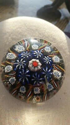 Vintage Small Strathearn Paperweight • 25£