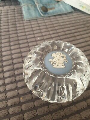 Wedgwood Glass Paperweight • 30£