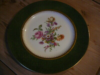 Royal Staffordshire Clarice Cliff Dinnerware Floral  Dinner Plate  (C12 12) RL • 6£