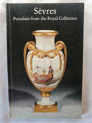 Antique Sevres French Porcelain In Royal Collection  Book Queen's Gallery • 14.98£