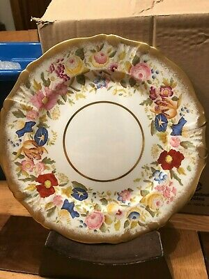 HAMMERSLEY CHINA QUEEN ANNE 10¾  Plate - Pattern 13166 - Excellent Condition • 37£