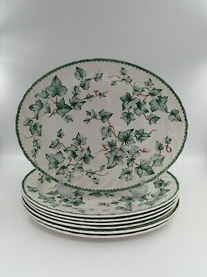 BHS / International Tableworks / Barratts Country Vine Oval Dinner Plate 7 AVAIL • 6.99£