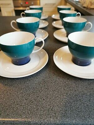 Vintage Thomas Germany Cups And Saucers • 8.40£