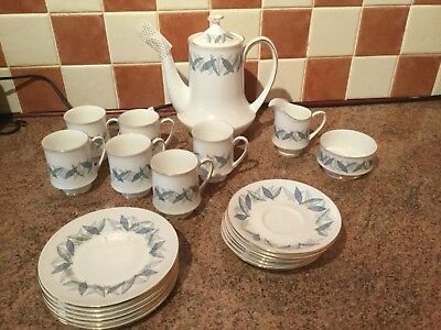 Royal Standard Trend China Tea Set Complete 21 Pieces NEW • 19.99£
