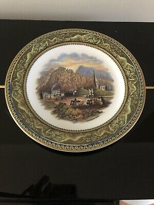 Collectible Antique Tremadoc North Wales Prattware Plate Ornament 1850s Gift • 24.99£