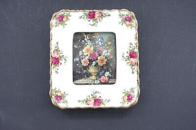 Royal Albert Porcelain Picture Frame By Royal Doulton  • 4.99£