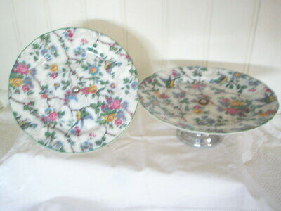 Midwinter  Cake Stands  X  2 • 10£
