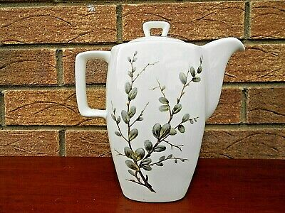 Vintage Stylecraft Midwinter   Pussy Willow   Coffee Pot • 7.95£