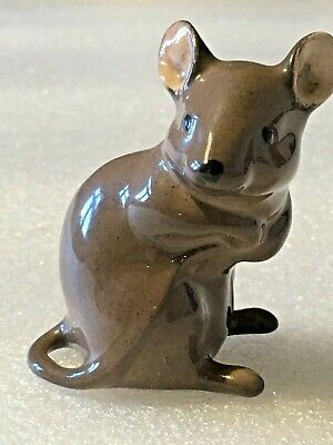 Beswick Mouse Model 1678 Produced 1960-1997 • 8£