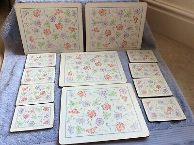 Boots Carnation Pattern Placemats • 8.50£