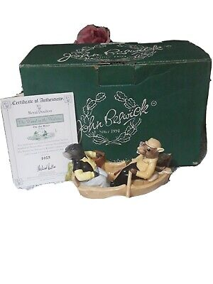 Beswick Wind In The Willows (On The River) • 45£