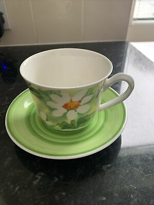 Roy Kirkham Bone China ( Colour Your World) Cup And Saucer- Preowned • 11£