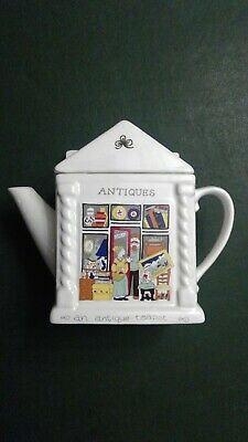 Wade English Life Antiques Shop Teapot . Perfect Condition - Never Used. • 3.99£