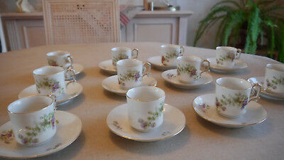 VINTAGE COFFEE SERVICE  Suitable For Expresso And Machiato Coffee Or Mint Tea • 19.99£