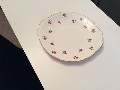 Colclough (Vintage) Bone China Cake Plate (Pre-Owned) • 1.50£