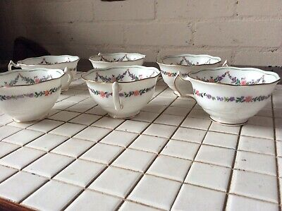China Cups By GeorgeJones  & Sons ,crecent China  • 40£