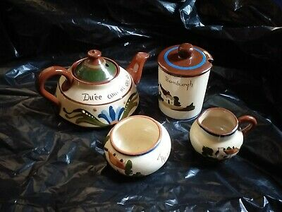 Vintage Devon Aller Vale Torquay Motto Ware Collection (LAST TIME OF LISTING) • 16.95£