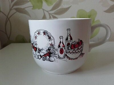 Rare Staffordshire 'Kilncraft' Soup Bowl (Made In England) • 5.99£