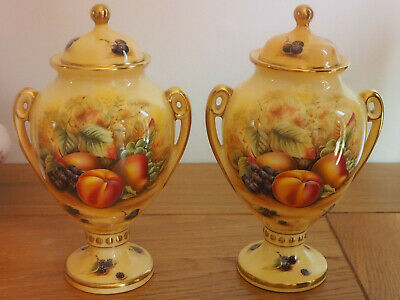 Aynsley Orchard Gold Handle Lided  • 199.99£