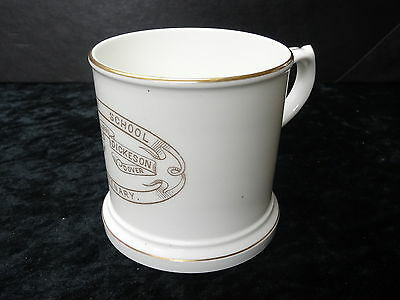 Commemorative China Mug - Dover Sunday School Centenary - 1880 • 29.99£