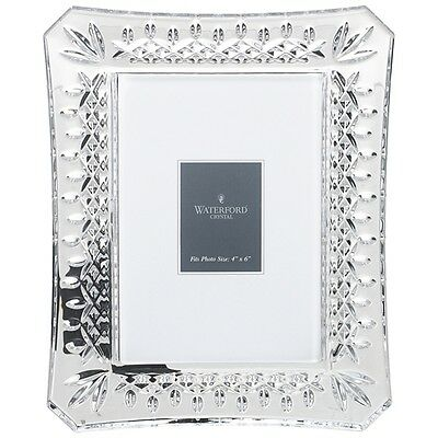 Waterford Crystal Lismore Picture Photo Frame 8 X 10 • 105£