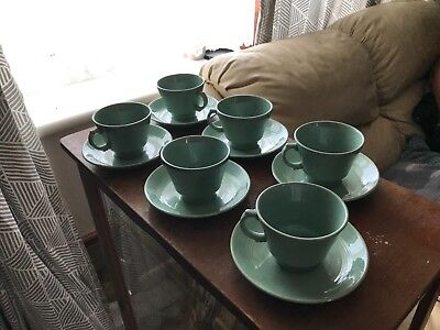 Cups Amd Saucers • 10£