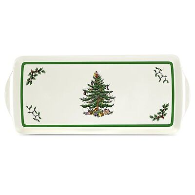 Pimpernel For Spode Christmas Tree Sandwich Tray • 5.95£