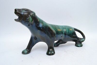 Fabulous Vintage Blue Mountain Pottery Large Panther • 24£