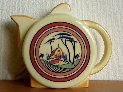 Carlton Ware Rare Marie Graves Special Mini Teapot With Certificate ~ New ~ Gift • 27.50£