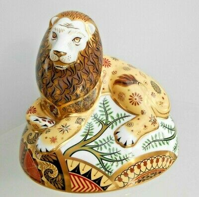 Royal Crown Derby 'Nemean Lion' - Limited Edition - Stunning • 150£