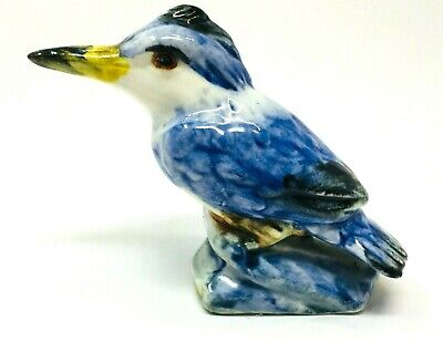 Stangl Pottery Bird Kingfisher Usa Art Pottery Figurine • 30.95£