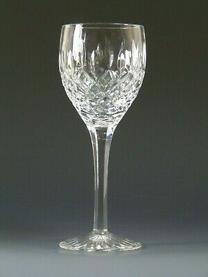 STUART Crystal - SHAFTESBURY Cut - Wine Glass / Glasses - 7  (1st) • 37.99£