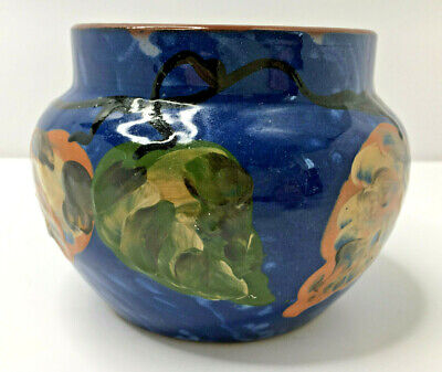 Royal Torquay Pottery Bowl Hand Painted Vintage • 11.90£