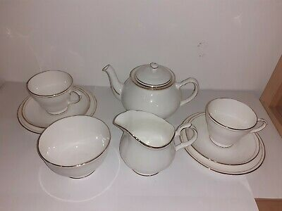 Vintage Duchess China Trio Tea Plate Cup And Saucer Set Roses Marie • 9.99£