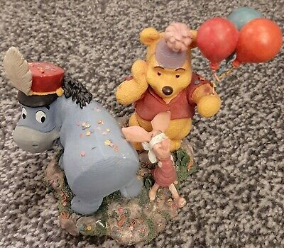 Winnie The Pooh Simply Pooh 'wishing You Birthday Merriment And Such Ornament • 4£