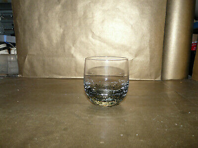 Denby Jet Small Tumbler / Whiskey / Water / Drinking Glass • 8.99£
