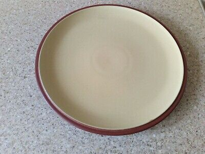 Denby Juice 10.5 Inch Dinner Plate - 2nd - Lemon • 4.99£