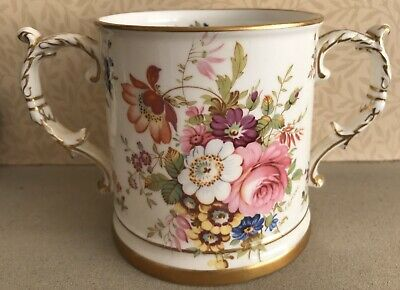 Hammersley China Floral Loving Cup Andrew 1967 • 20£