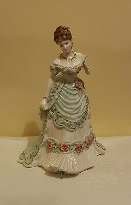Royal Worcester Limited Edition Figure Splendour At Court  A Royal Anniversary  • 60£