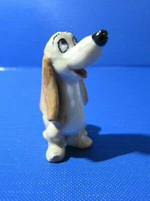 Wade Whimsies Dachie Dog - From Lady & The Tramp - VGC • 6.80£