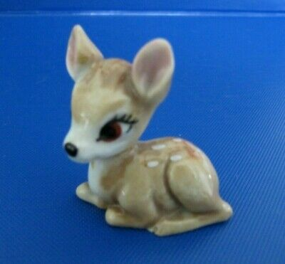 Wade Whimsies Fawn  Bambi - VGC • 5.20£