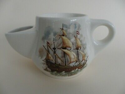 Wade Royal Victoria Pottery Shaving Mug, Nautical Theme. • 8.99£