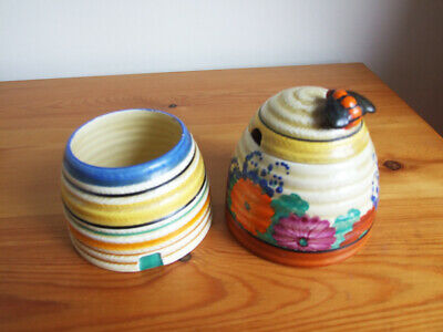 Clarice Cliff Beehive X Two • 139£