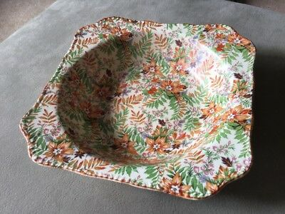 Midwinter Burslem Pocelon No 1768. Dish. Bowl  Plate Chintz   Nice. • 9.85£