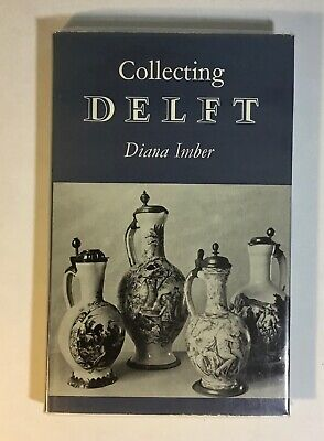 Collecting Delft Pottery Book Delftware • 2.99£