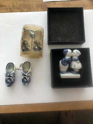 Collection Of Blue Delft  • 2.99£