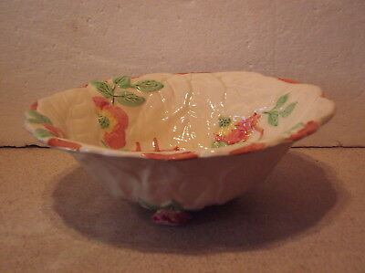 Vintage Brentleigh Ware Fruit Bowl Beech Design Made In Staffordshire England • 8.99£