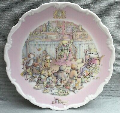 Lovely Royal Doulton Wind In Willows Plate Return Of Ulysses • 6.99£